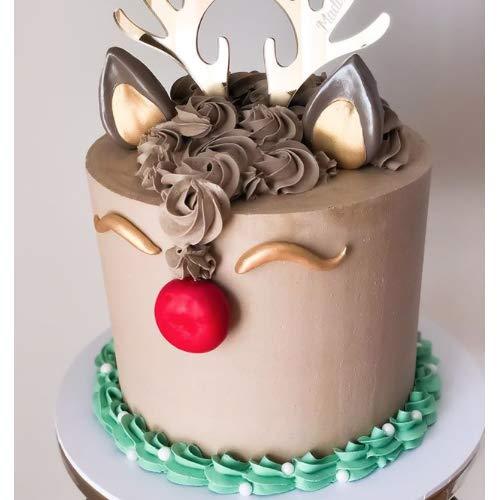 Sweet Sticks Edible Art Decorative Cake Paint 0.5 Ounce (15 Milliliters), Metallic Glamorous Gold