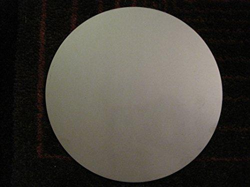 Buy Discount 2TwentyTwo Steel Designs - 1/8 Stainless Steel Plate, 4 Diameter, 304 SS