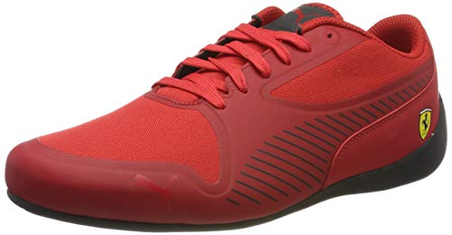 Puma - SF Drift Cat 7 Ultra, Zapatillas Unisex Adulto, Rojo (Rosso Corsa-Puma Black 01), 39 EU