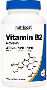 vitamin b2 400 mg