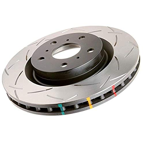 DBA (52323.1S) 5000 Series Slotted Replacement Disc Brake Rotor, Rear