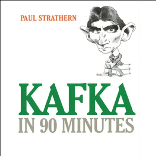 Kafka in 90 Minutes audiobook cover art