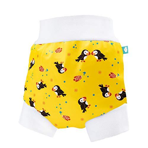 Little Clouds - Survêtement V2 (pantalon à enfiler - aucher pour perroquets - Les culottes sont idéales comme survêtement pour couches de nuit (couches de chevet de chevauche).