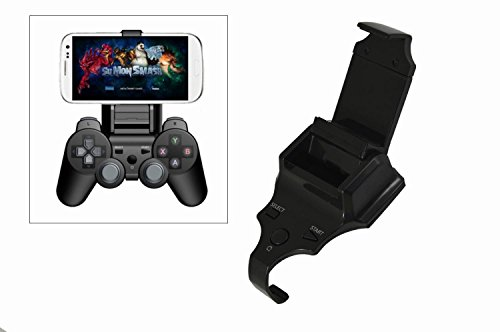 StarSide Adjustable Smart Clip for Sony PS3 Dual Shock 3 Game Holder for Smart Phone Galaxy Series Game Player Accessories