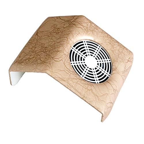 Aspirateur Manucure Machine multifonctionnelle de poussière de clou d'aspirateur de bureau de clous déchargeant l'outil 110v / 220v de nettoyage de clou de collecteur de poussière de ponçage,Gold