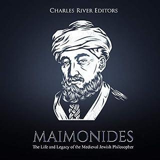 Maimonides audiobook cover art