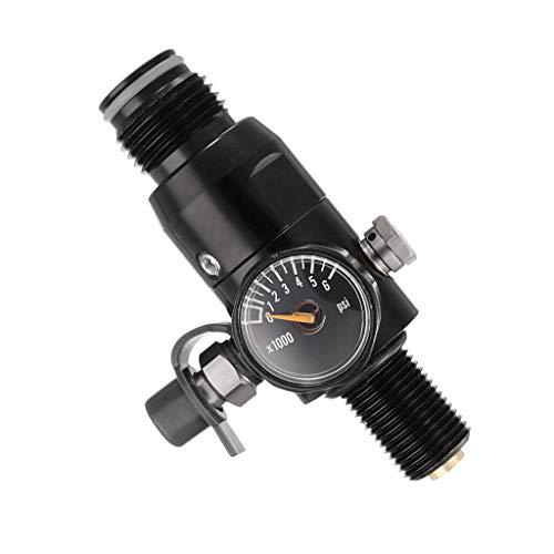 ViewSys 5/8' -18UNF HPA válvula de Aire W / 4500psi Medidor de Entrada for producir 1800psi Control de Flujo,
