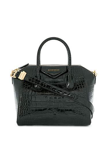 Givenchy Luxury Fashion Damen BB500CB0LK001 Schwarz Leder Handtaschen | Jahreszeit Permanent