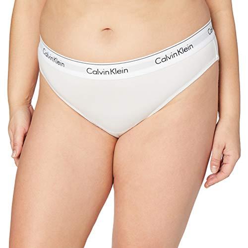 Calvin Klein Dames Bikini Ondergoed - wit - XL