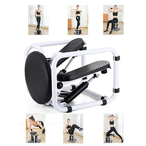 Great Features Of Stepping Machine Home Weight Loss Machine in situ Mountaineering Pedal Small Sport...