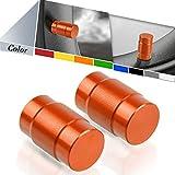 Universal MotoTapones de Válvula para Neumáticos For KTM Duke 125 200 250 390 690 790 890R RC 125...