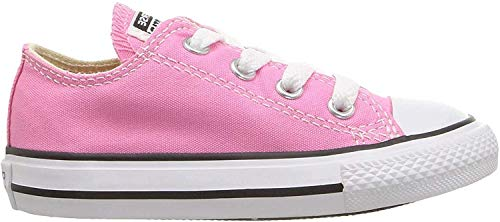 Converse  Chuck Taylor All Star Core Ox,  Unisex Kinder Casual , rosa - Pink Ox - Größe: 19