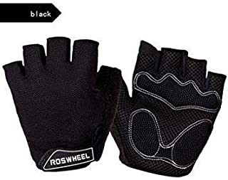 Outdoor Unisex Riding Glove Full Finger Bicycle Glove [L]