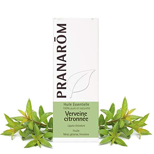 Pranarôm | Huile Essentielle de Verveine Citronnée | Lippia citriodora | Feuille | 5 ml
