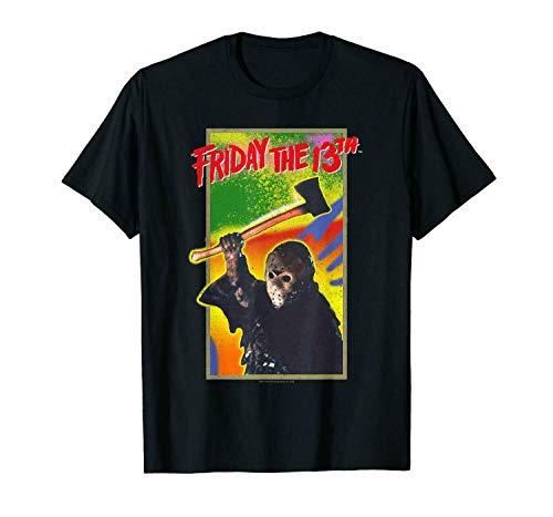 Linnb Black Friday The 13th Retro Game Tshirt Cotton Men S-6XL US Supplier Trend 2020