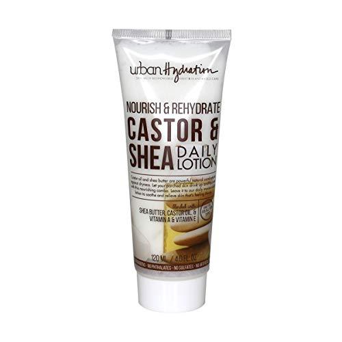 Urban Hydration Nourish & Rehydrate Castor & Shea Daily Face Lotion