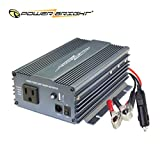 PowerBright Pure Sine Power Inverter 150 Watt True Sine Continuous 12 Volt DC to 115 Volt AC with USB Charging Port - Perfect for an Emergency, Hurricane, Storm Outage