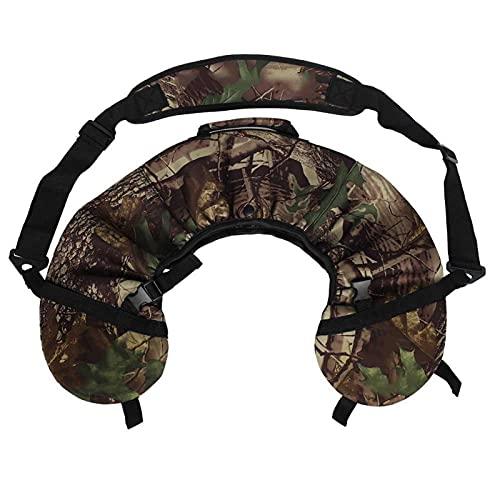 Omabeta Tiro con arco de flecha posterior carcaj al aire libre para objetivos tiro caza al aire libre