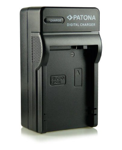 3in1 Caricatore LP-E8 per Canon EOS 550D | 600D | 650D | 700D | Rebel T2i | Rebel T3i | Rebel T4i | Rebel T5i e più…