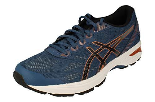 Asics GT-Xuberance Hombre Running Trainers 1011A606 Sneakers Zapatos (UK 7 US 8 EU 41.5, Grand Shark Black 403)