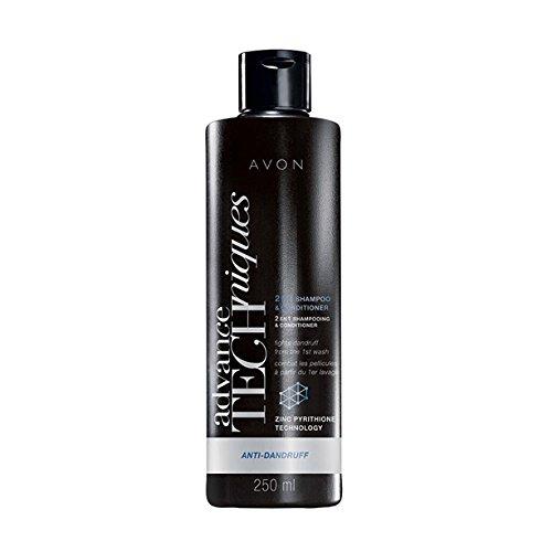 Avon Advance Techniques 2in1 Anti-Schuppen Shampoo Classic 400ml ähnlich wie Head &Shoulders