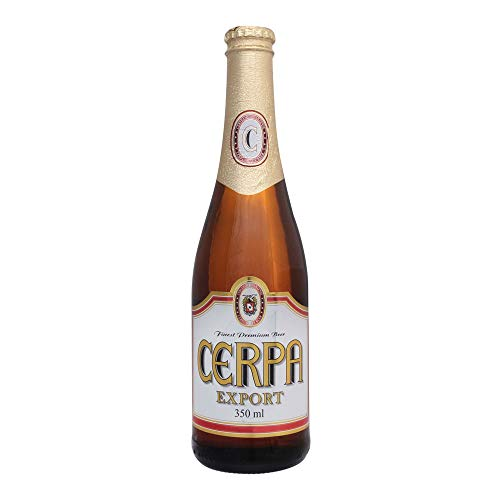 Cerveja Cerpa Export Long Neck