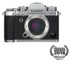 New 26.1MP X Trans CMOS 4 sensor with X Processor 4 image processing engine 4K movie recording   internal SD card 4K/60P 4: 2: 0 10bit recording and the first Mirrorless digital camera with APS C or larger sensor that is capable of 4K/60P 4: 2: 2 10b...