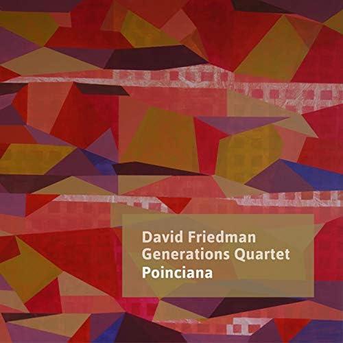 David Friedman Generations Quartet feat. David Friedman, Clara Haberkamp, Joshua Ginsburg & Tilo Weber