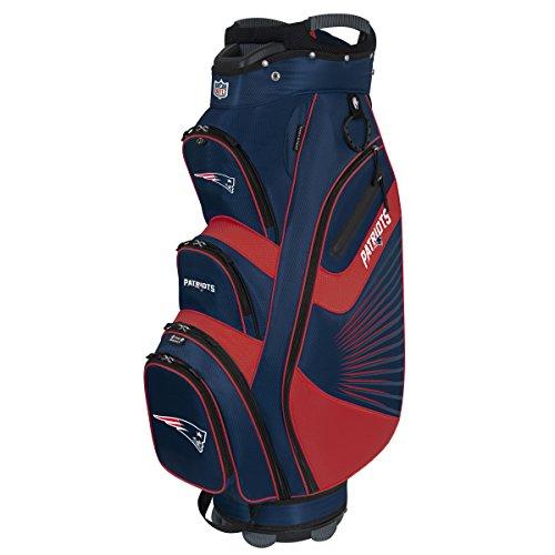 Team Effort NFL New England Patriots The Bucket II Cooler Cart Bag
