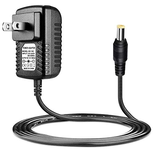 12V AC Adapter Charger Fit for Razor Power Core E90, ePunk, XLR8R, Electric Scream Machine, Kids Ride On Toys, Electric Scooter Power Supply Charger