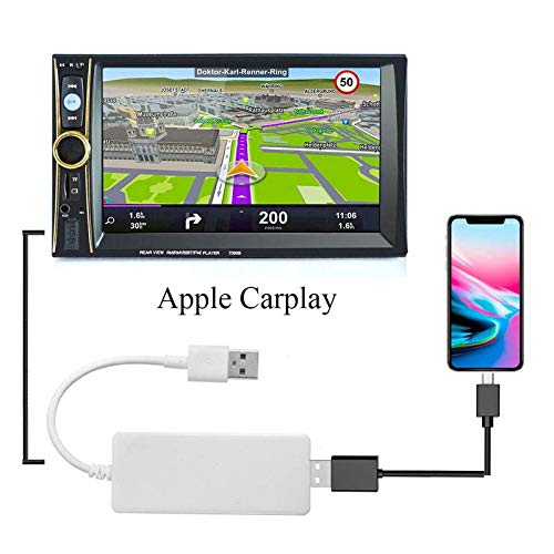 Carlinkit Usb Car Play Dongle Electronics Cable Connector Hw01 01