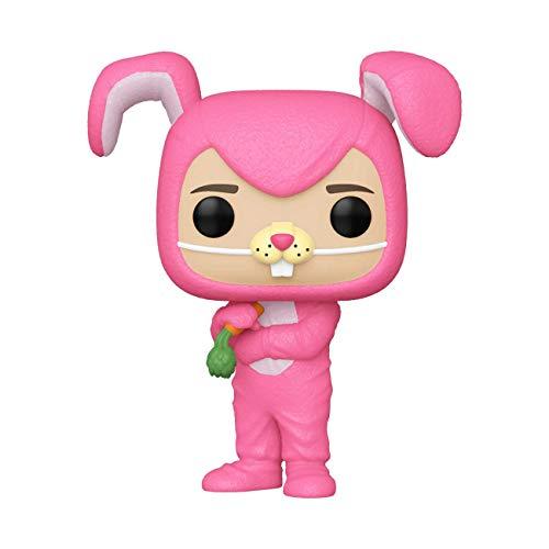 Funko- Pop TV Friends-Chandler as Bunny S3 Figura coleccionable, Multicolor (41952)