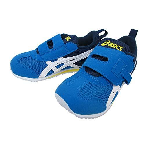[アシックス] SUKUSUKU すくすく アイダホ MINI KT-ES TUM190 キッズ ジョギング マラソン ランニングシューズ 通学 学校 (19.0cm, エレクトリックブルー×(400))