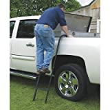 TraXion 5-110 Side Step / Tailgate Ladder