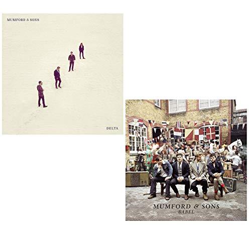 Delta - Babel - Mumford & Sons 2 CD Album Bundling