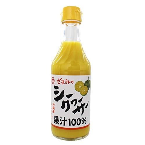 沖縄産シークヮーサー 250ml×12本 座間味こんぶ ジュース サラダ 様々なお料理に使える シークワーサー果汁100%