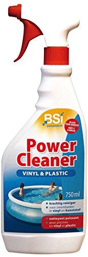 BSI Power Cleaner Vinyl & Plastics Nettoyant pour Piscine