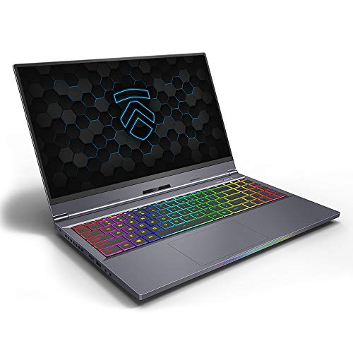 MAX-15 Ultra Performance 15.6' Gaming Laptop PC: Liquid Metal Intel i7-10875H 8 Core NVIDIA GeForce RTX 2070 144Hz Calibrated Full HD Windows 10 Professional 1TB NVMe SSD 32GB DDR4 2933MHz RAM
