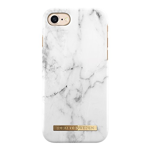 iDeal Of Sweden Handyhülle für iPhone 8/7 / 6 / 6s (White Marble)