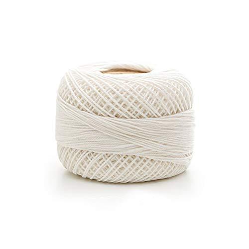 WESET Hilo de encaje utilizado para sujetadores de encaje de crochet de tejer a mano. Suministros de...