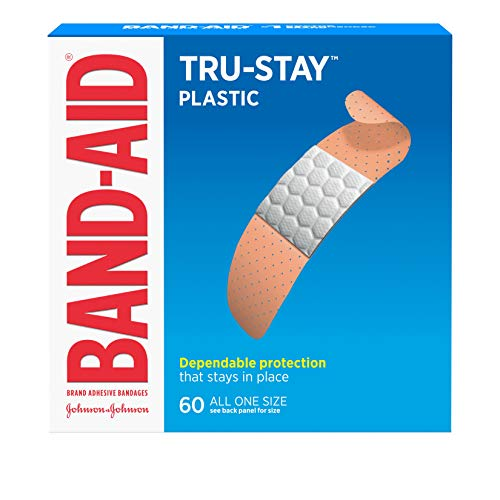 Band-aid Comfort-flex Pflaster-Kunststoff-60ct, Family Pack