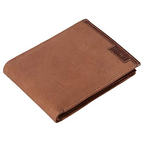 STILORD Vintage Herren Geldbörse Portemonnaie Brieftasche Geldbeutel aus hochwertigem Echt Leder, braun, Farbe:Antero - braun