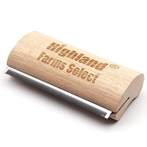 Highland Farms Select Wood Groom Brush