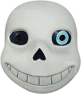 Nuoka Deluxe Halloween Costume Latex Full Head Cosplay Helmet Sans Mask