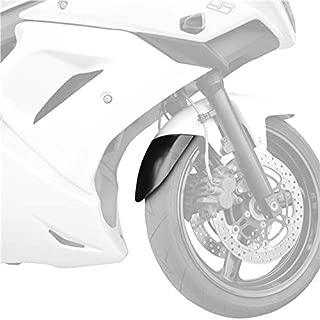 Suzuki SV650 /& SV1000 03 04 05 06 07 08 09 10 11 12 13 14 15 Pyramid Front Mudguard Fenda Extenda Fender Extender 5020