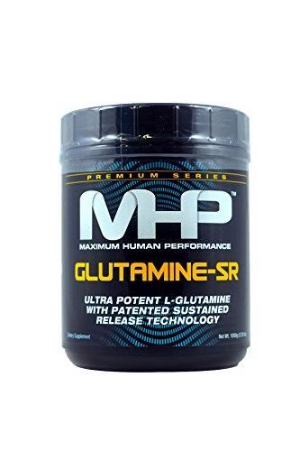 Glutamine SR, L-Glutamine, 1000 gm, Glutamine-SR, From MHP