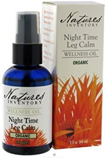 Nature's Inventory Night Time Leg Calm Wellness Oil by Nature's Inventory