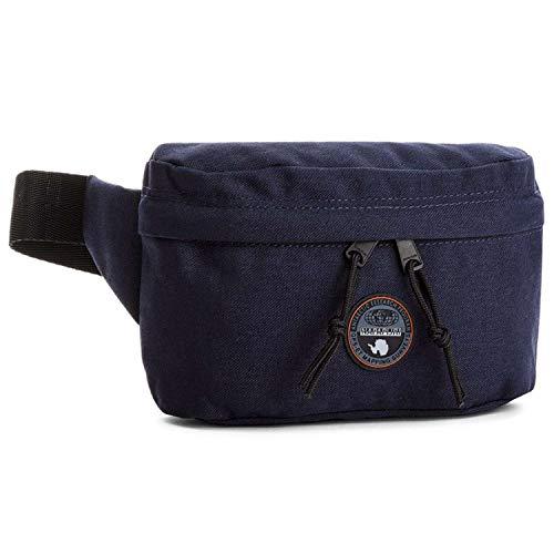Napapijri Bags Bolsa de tela y playa, 32 cm, 20 liters, Azul (Blu Marine)