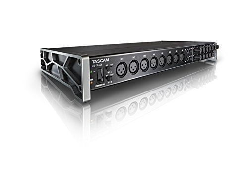 Tascam US-16x08 Rackmount USB Audio/MIDI Interface