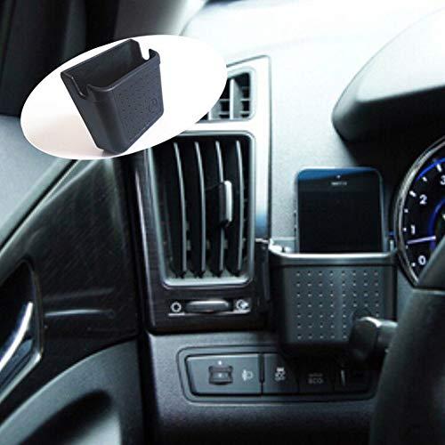 Hihey Auto multifunctionele bewaardoos mobiele telefoon oplader Cradle Pocket Bag Organizer Holder